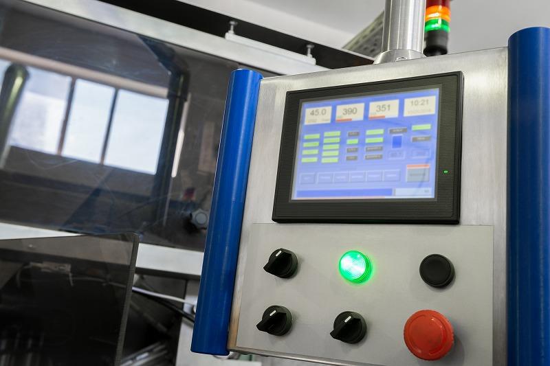 ベンダー圧力出力装置交換工事